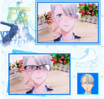 Load image into Gallery viewer, Yuri on Ice Victor Nikiforov Katsuki Yuri Plisetsky Glasses stand Iphone Stand