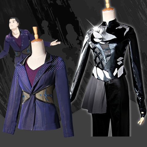 Yuri on Ice Eros Katsuki Yuri Skating Outfit Cosplay costume