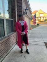 Load image into Gallery viewer, Colonial Hamilton Military cosplay Costume musical Hamilton Thomas Jefferson
