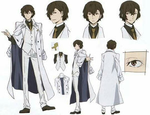 Dazai Bungou Stray Dogs Dead Apple cosplay costume Coat Only