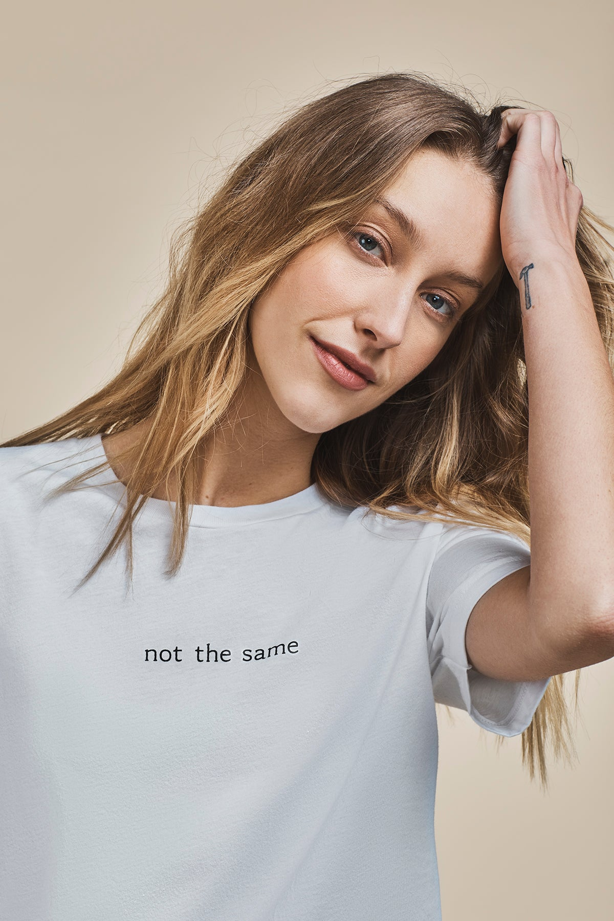 """Not the Same"" 