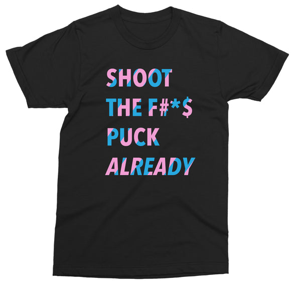 SHOOT THE PUCK