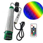 Build Your Blob Build Your Blob Green Blob Outdoors Multiple Colors 30,000 Lumens Outlet (3 Prong) 30 Feet