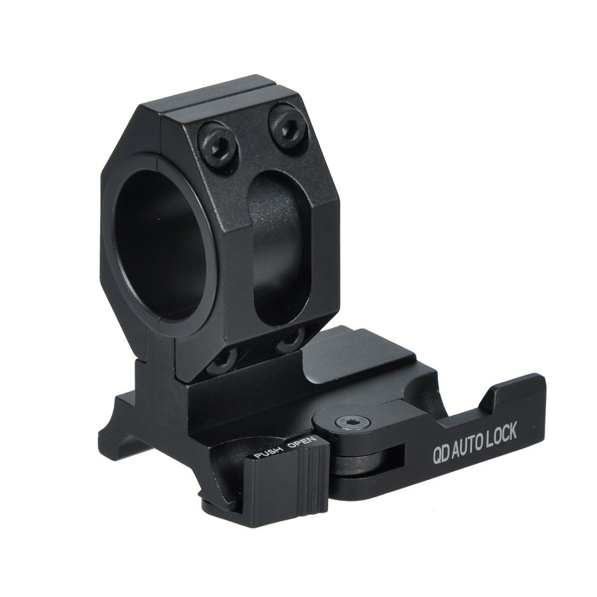 STD. Cantilever Mount for Aimpoint QD Black 30/1 inch Scope Rings by Green Blob Outdoors Scope Mounts & Accessories Green Blob Outdoors