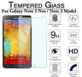 2.5D Protective Tempered Glass Film sFor Samsung Galaxy Note 3 Neo / Lite SM-N7505 / Note 3 SM-N900 N9000 N9005 Screen Protector