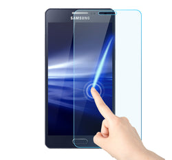 2.5D arc 9H Screen Protector Films for Samsung Galaxy A5 Premium Tempered Glass smartphone Protector For Samsung Galaxy A5 A5000