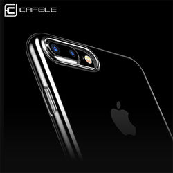 CAFELE Clear Cellphone Case For Iphone 6 6S Shockproof Cover Free Shipping