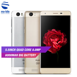 HOT! OUKITEL K6000 4G Android 5.1 Smartphone 5.5 inch 2GB 16GB 8.0MP  MTK6735 6000mAh Quad Core 9V-2A OTG Cellphone