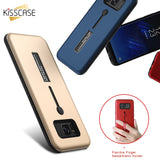 KISSCASE  Raytheon Stand Holder Phone Case For Galaxy S8 Plus S7 Edge J5  Cover