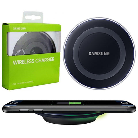Original Samsung Qi Wireless charger For SAMSUNG GALAXY S6 S6 Edge S7 S7 Edge No