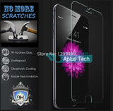 Premium Tempered Glass Screen Protector for iPhone 6 6S Plus 5.5 Toughened protective film For iPhone6s 4.7inch Free Shipping