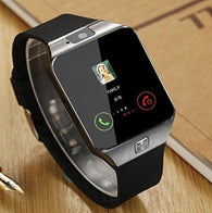 Smartwatch + Unlocked Watch Cell Phone All in 1 Bluetooth Watch for iPhone Andro