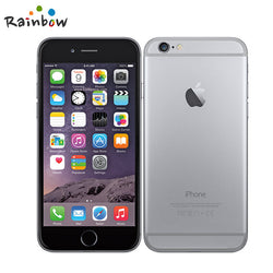 Unlocked iPhone 6 1GB RAM 4.7inch IOS Dual Core 1.4GHz phone 8.0 MP Camera 3G WC