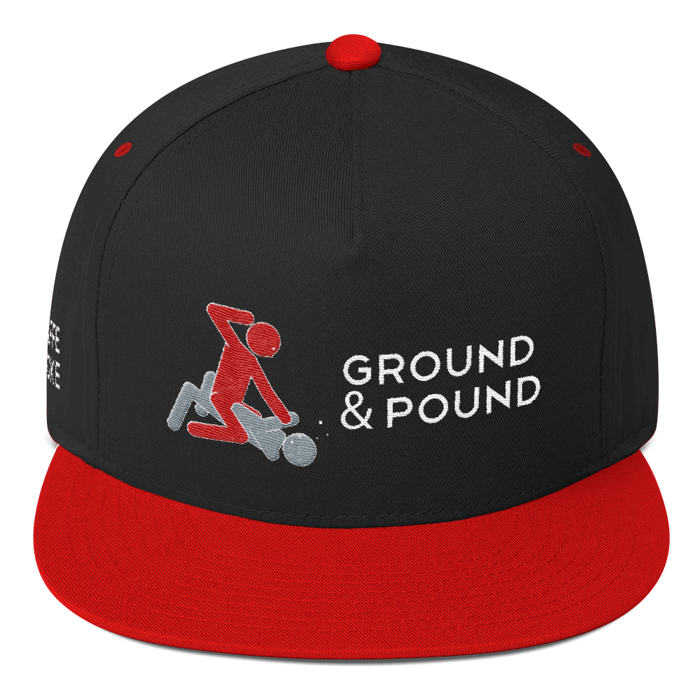 Giraffe Choke - GROUND & POUND cap
