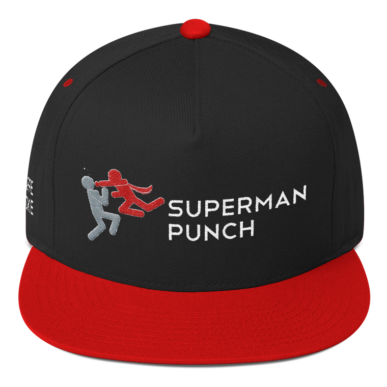 Giraffe Choke - SUPERMAN PUNCH cap