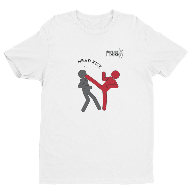 HEAD KICK Super Technique T-Shirt
