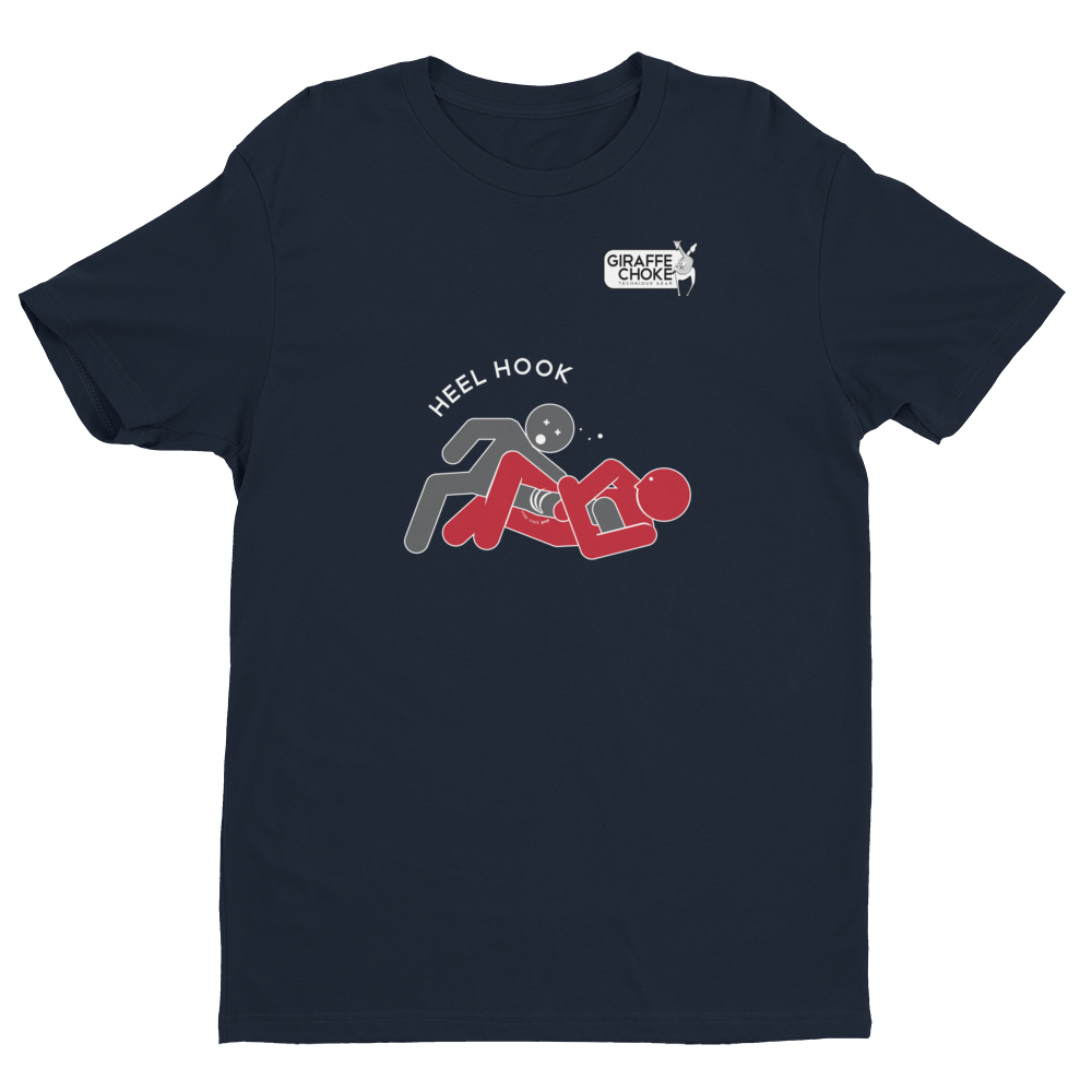 HEEL HOOK Super Technique T-Shirt