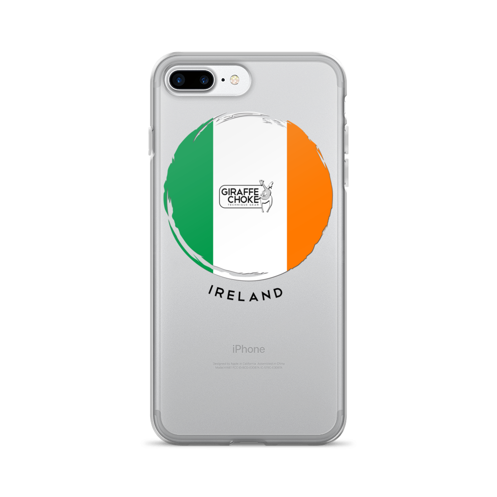 IRELAND Giraffe Choke - iPhone 7/7 Plus Case