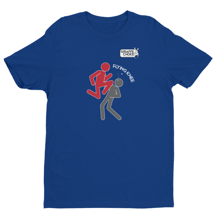 FLYING KNEE Super Technique T-Shirt