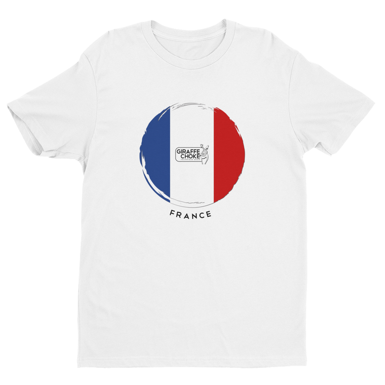 FRANCE Giraffe Choke Official T-Shirt