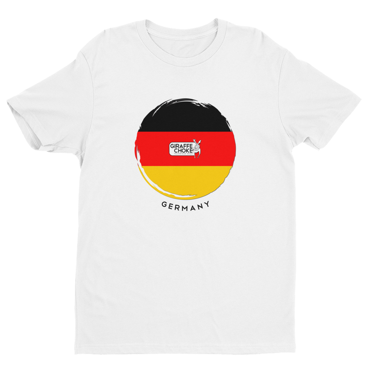 GERMANY Giraffe Choke Official T-Shirt