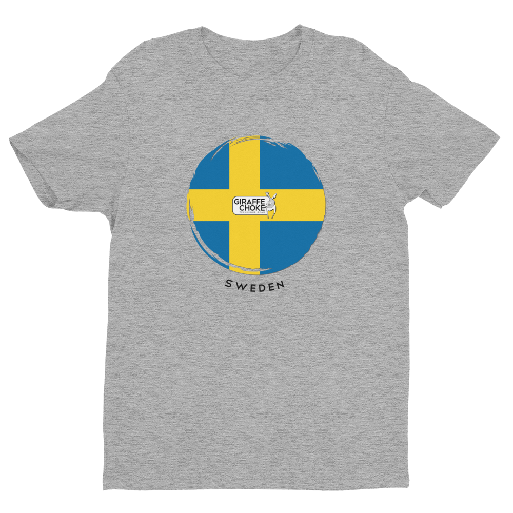 SWEDEN Giraffe Choke Official T-Shirt