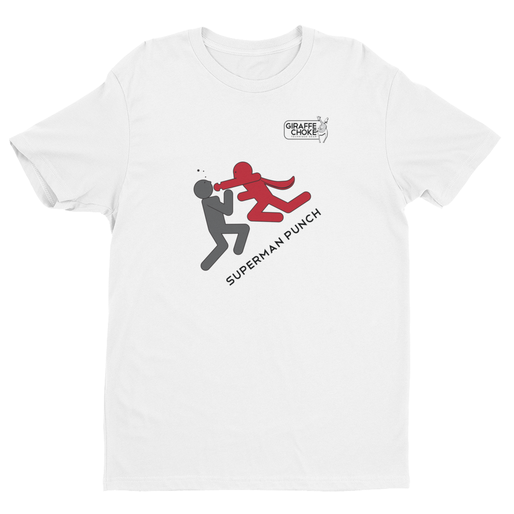 SUPERMAN PUNCH Super Technique T-Shirt