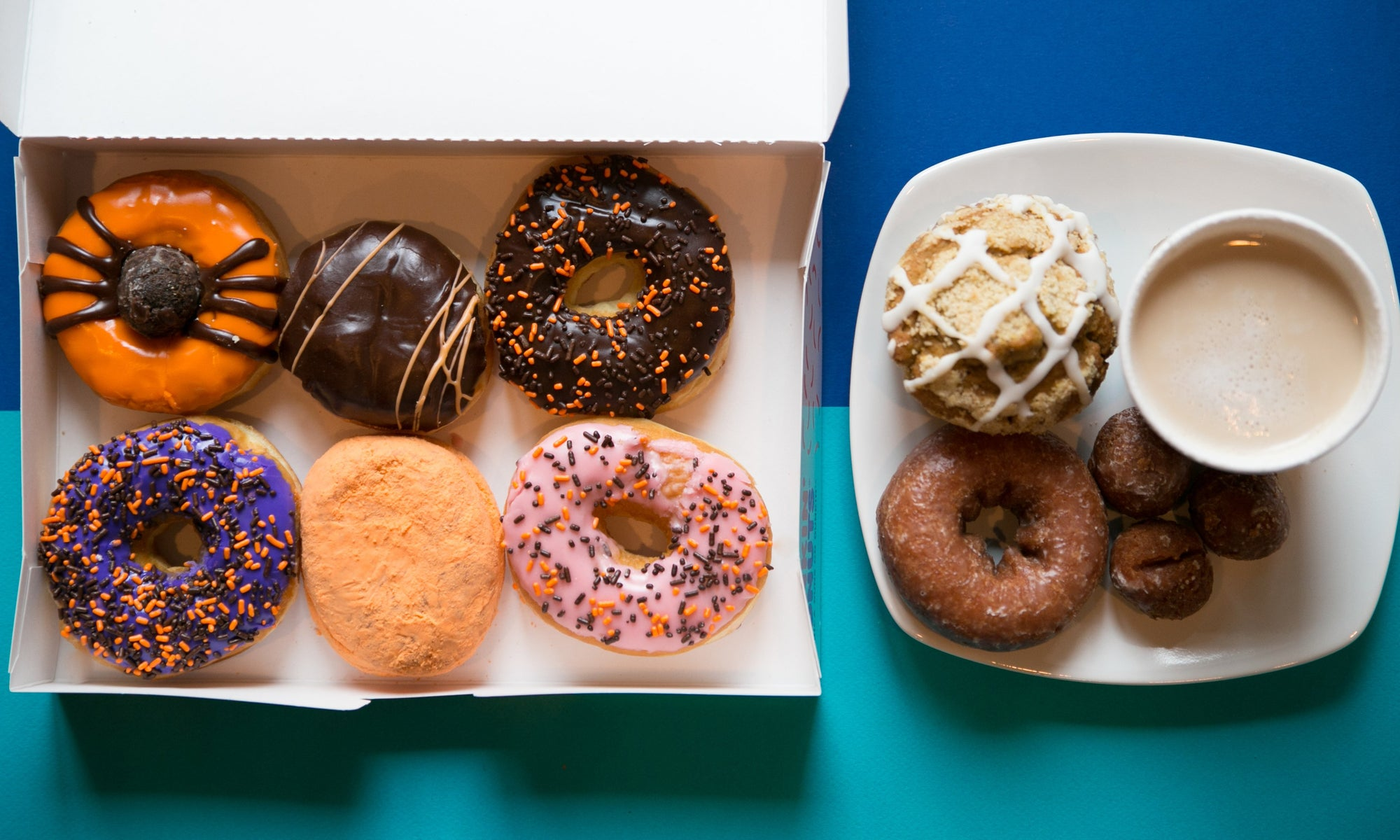 Fall Dunkin Donuts Items, Rated From Worst To Best