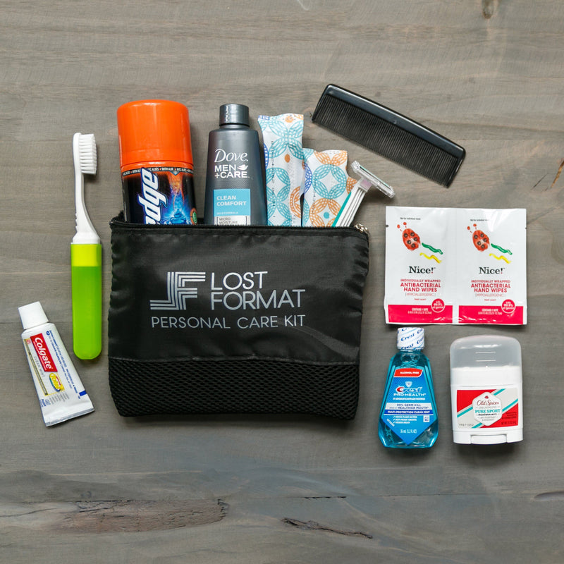 Giveaway - Donate A Personal Care Kit