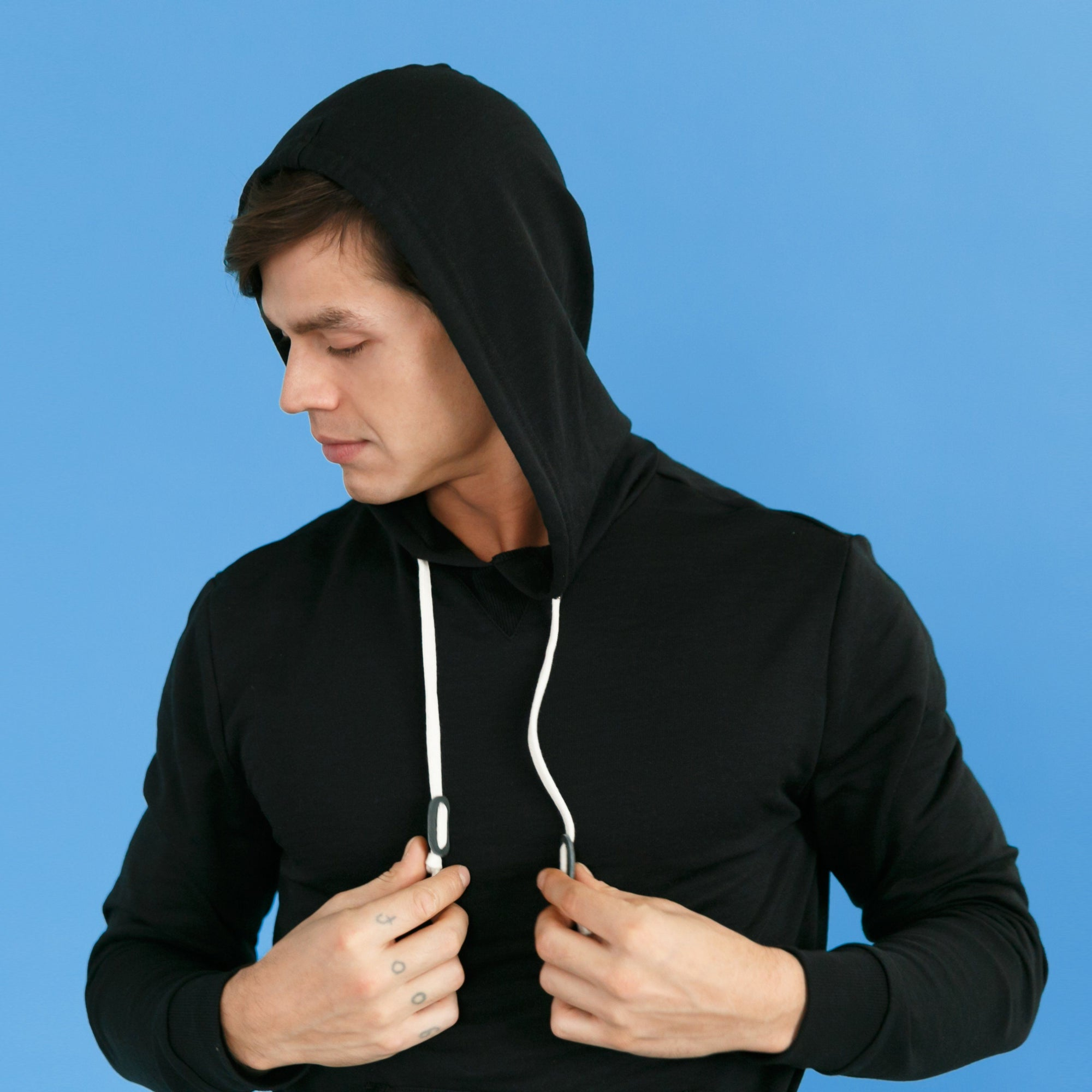 Men's Hoodies - The Survivor // French Terry Hoodie