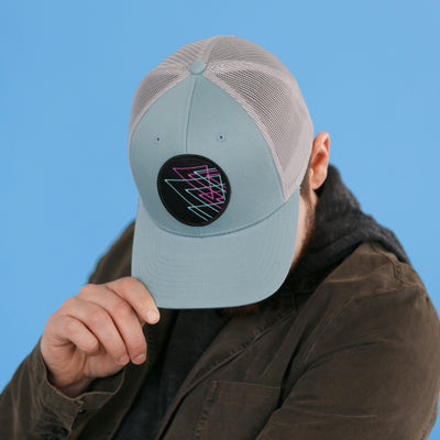 Trucker Hats - Dimensions // Cap