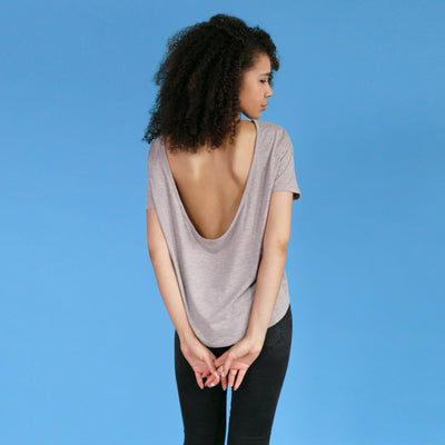 Womens Premium Tees - The Heartbreaker // Eco Tee