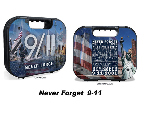Glock Case Graphics Kit - 9/11 - Never Forget