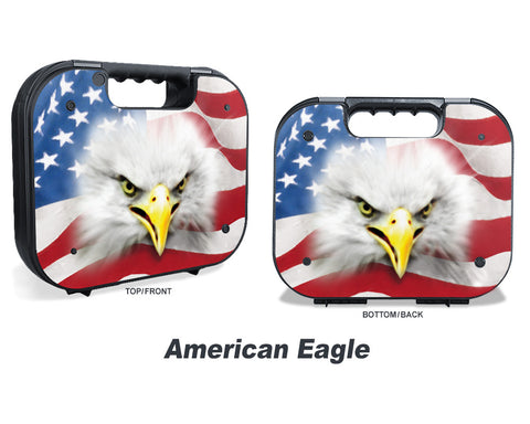 Glock Case Graphics Kit - American Eagle