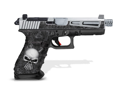 Glock 22 Gen 3 Decal Grip - Arsenal
