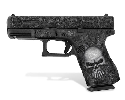 Glock 19 Gen5 Decal Grip - Arsenal