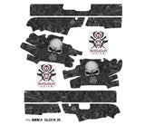 Glock 26 Decal Grip - Arsenal