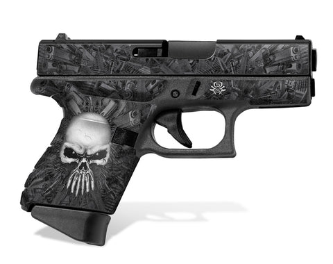 Glock 43 Tactical Grip Graphics - Arsenal