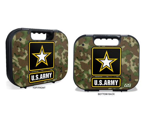 Glock Case Graphics Kit - US ARMY