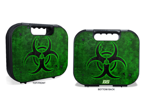 Glock Case Graphics Kit - Biohazard