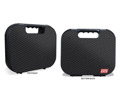Glock Case Graphics Kit - Carbon Fiber