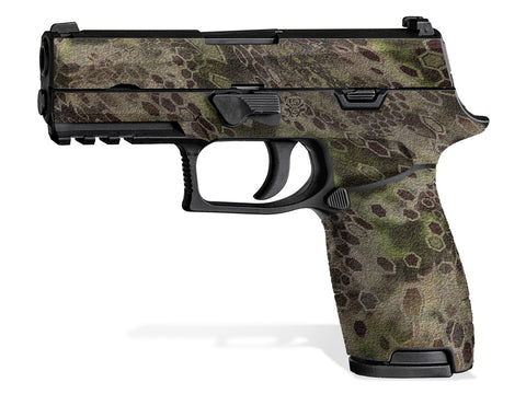 Decal Grip for Sig P320 Carry (2016+) Cryptic Camo