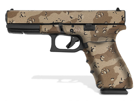 Glock 21 SF Decal Grip - Desert Camo