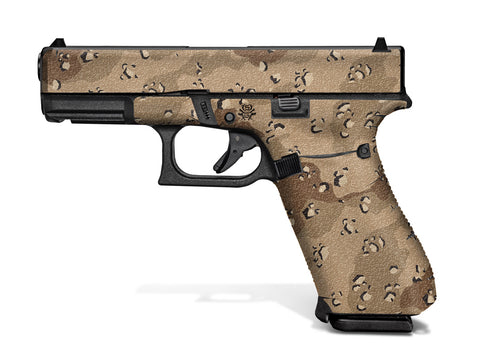 Glock 45 Decal Grip - Desert Camo