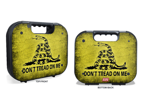 Glock Case Graphics Kit - Don't Tread on Me