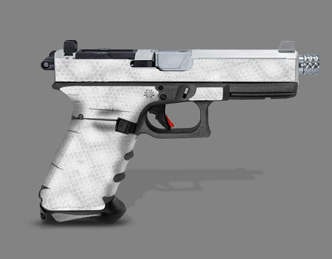 Glock 31 Gen 3 Grip-Tape Grips - Digital Snakeskin