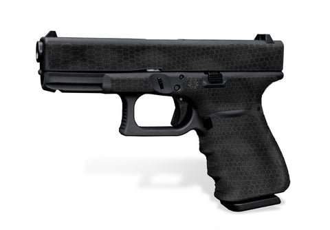 Glock 19 Gen3 Decal Grip - Digital Snakeskin