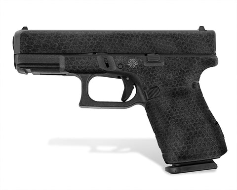 Glock 19 Gen 5 Decal Grip - Digital Snakeskin
