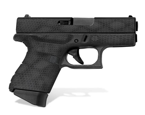Glock 43 Decal Grip - Digital Snakeskin