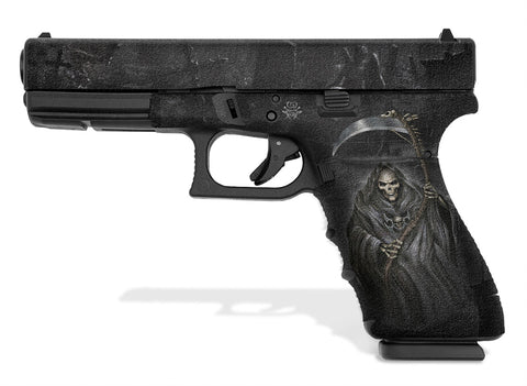 Glock 21 SF Decal Grip - Grim Reaper